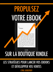 Propulsez votre ebook - Kindle
